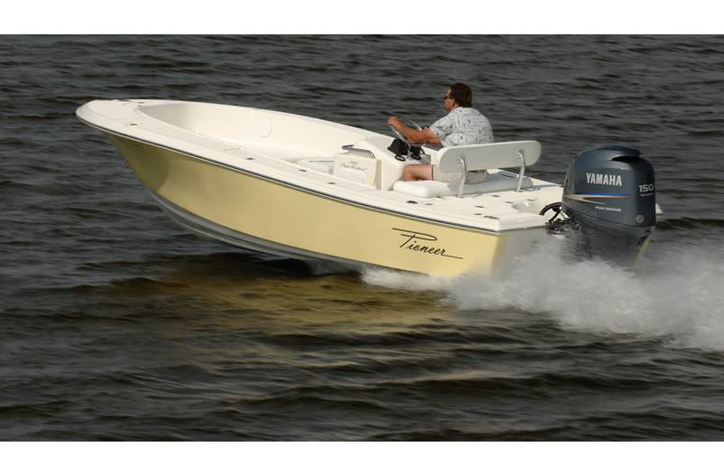 2017 Pioneer Boats 186 Cape Island for sale in Holiday, FL  Sunray