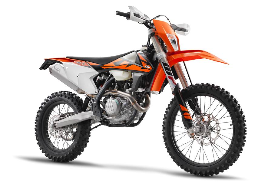 2018 ktm 500 exc-f for sale in bakersfield, ca. valley cycle