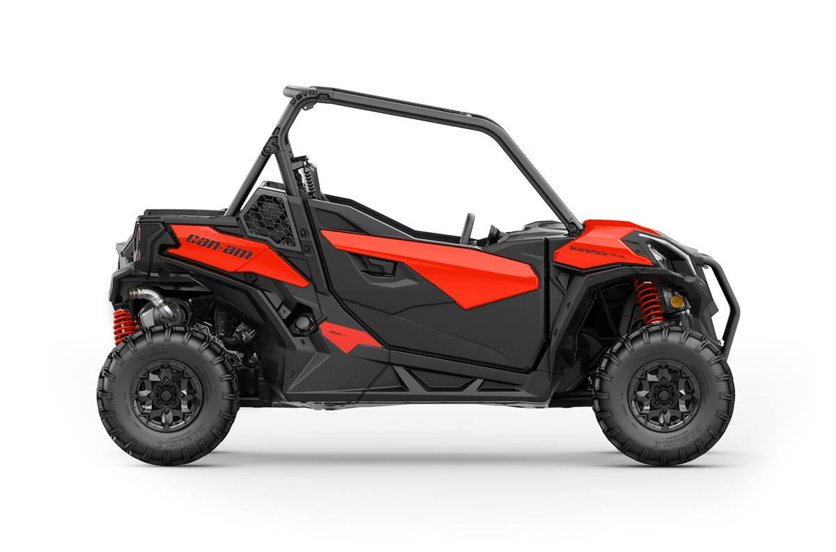 Can Am 1000 >> 2018 Can Am Maverick Trail Dps 1000 For Sale In Elyria Oh Johnny