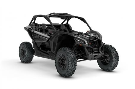 2018 Can-Am ATV Maverick X3 Xds Turbo 64