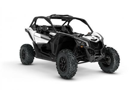 2018 Can-Am ATV Maverick X3 Turbo