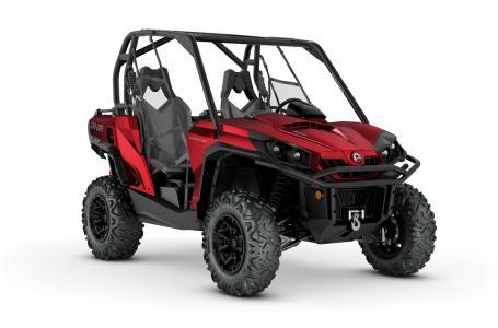 2018 Can-Am ATV Commander Xt 800