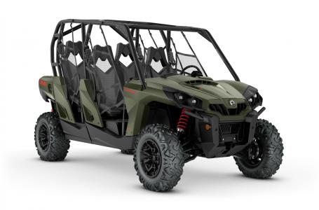 2018 Can-Am ATV Commander Max Dps 1000 | 1 of 1