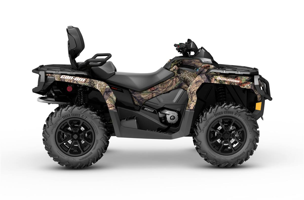 2018 Can Am Outlander Max Xt 850 Break Up Country Camo For
