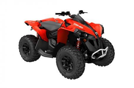 2018 Can-Am ATV Renegade 850