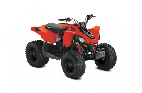 2018 Can-Am ATV Ds 70 4str