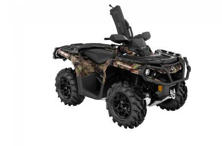 2018 Can-Am ATV Outlander Mossy Oak Hunting Edition 1000