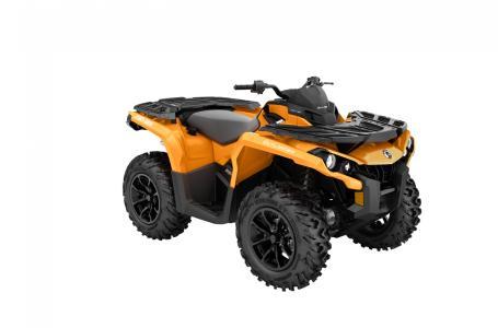 2018 Can-Am ATV Outlander Dps 650