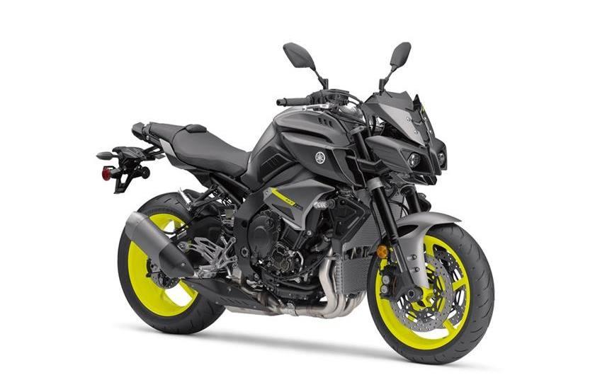 2018 Yamaha MT-10 CA
