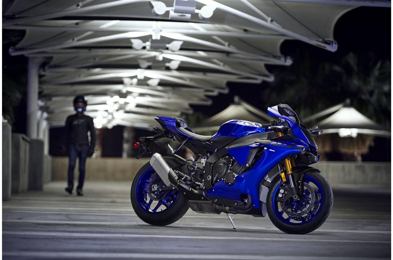 2018 Yamaha YZF-R1 ABS