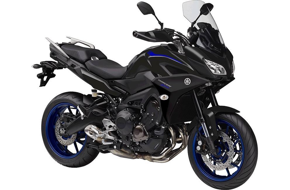 Yamaha Tracer 900GT (2018) - Bilder / Fotos › Motorcycles