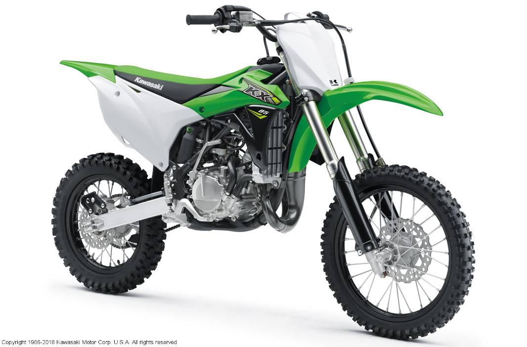 2018 Kawasaki Kx 85 Demonstrator Model For Sale In Vancouver Wa
