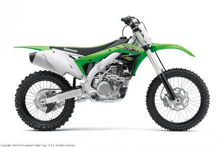 2018 KX 450F