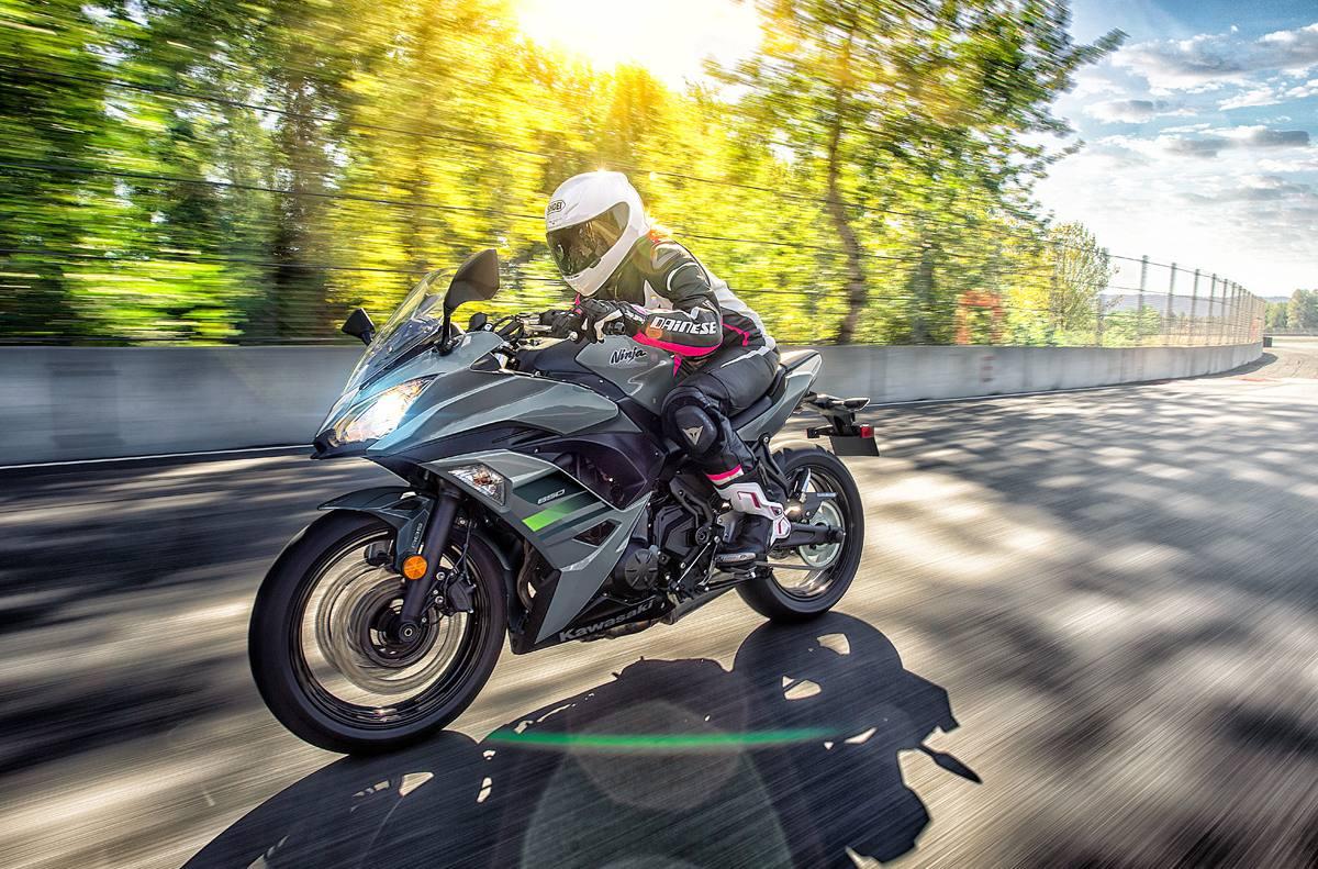 2018 Kawasaki Ninja® 650