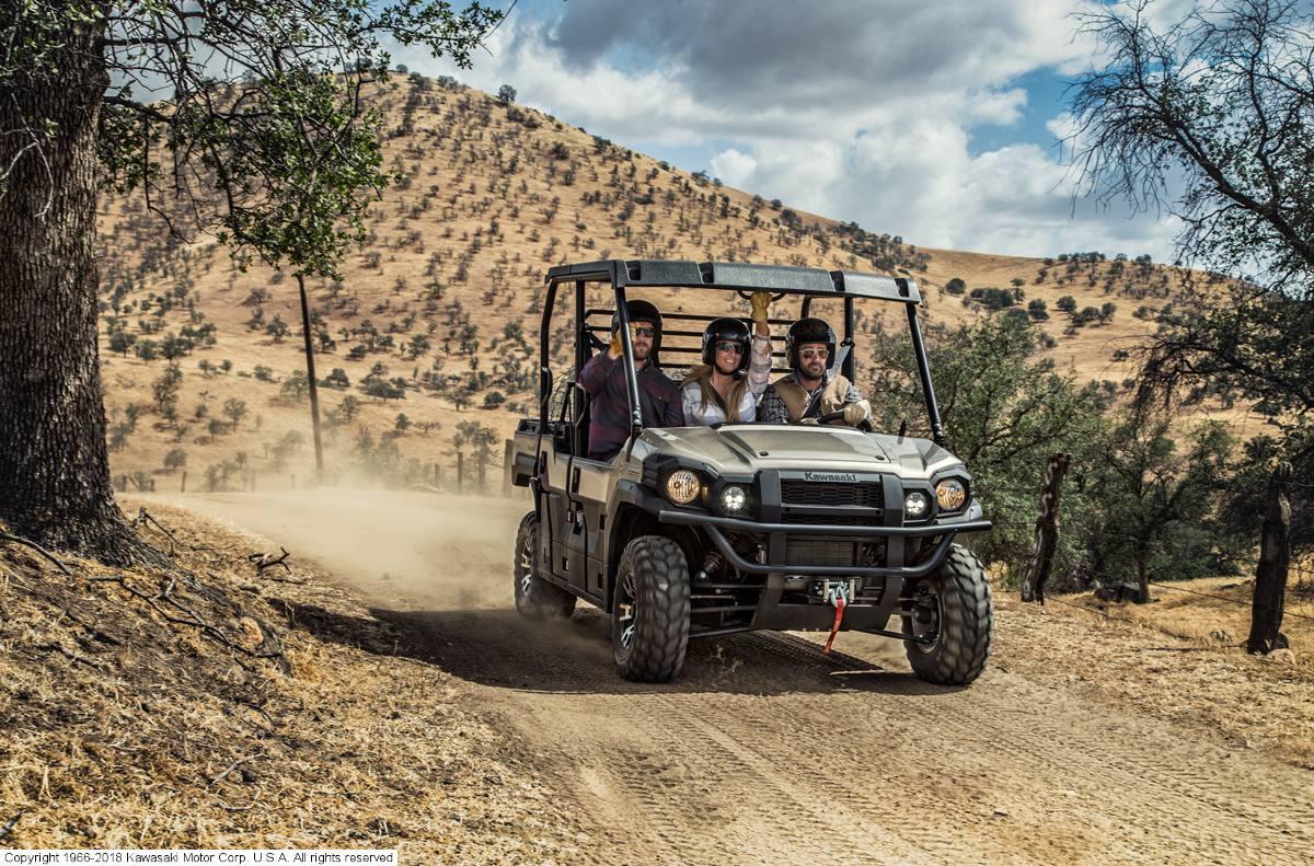 2018 Kawasaki MULE PRO FXTTM Ranch Edition For Sale In Odessa TX