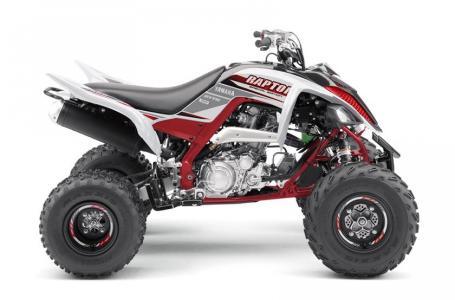 2018 Yamaha RAPTOR 700R SE 2