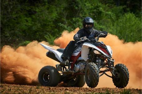 2018 Yamaha RAPTOR 700R SE 12
