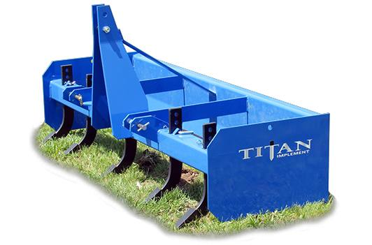 2017 Titan Implement 3107 Box Blade For Sale In Columbiana Al
