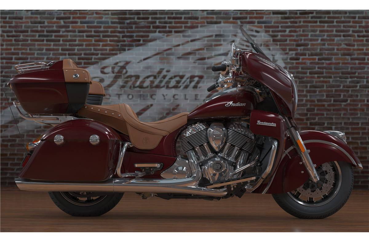 2018 Indian Motorcycle Indian Roadmaster Color Option For Sale