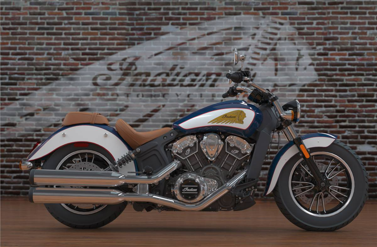 2018 Indian Motorcycle Indian® Scout® ABS - Two-Tone Option for sale ...