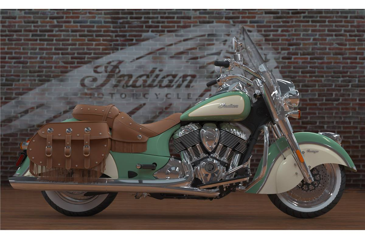 Indian Chief Vintage >> 2018 Indian Motorcycle Indian Chief Vintage Color Option