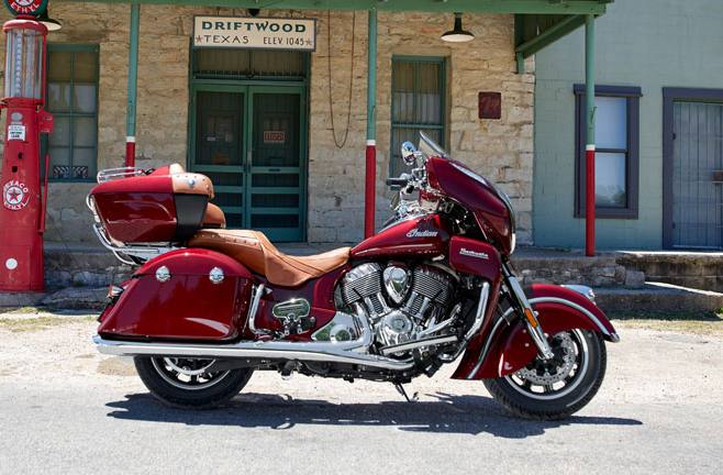 2018 Indian Motorcycle Indian® Roadmaster® - Color Option