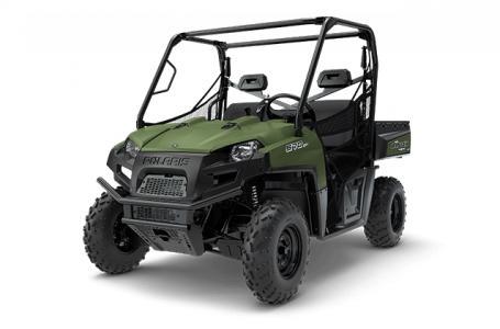2018 RANGER 570 Full-Size - Sage Green