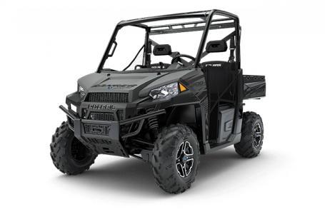 2018 RANGER XP 900 EPS - Matte Titanium Metallic