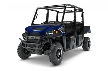 2018 RANGER CREW 570-4 EPS - Navy Blue Metallic