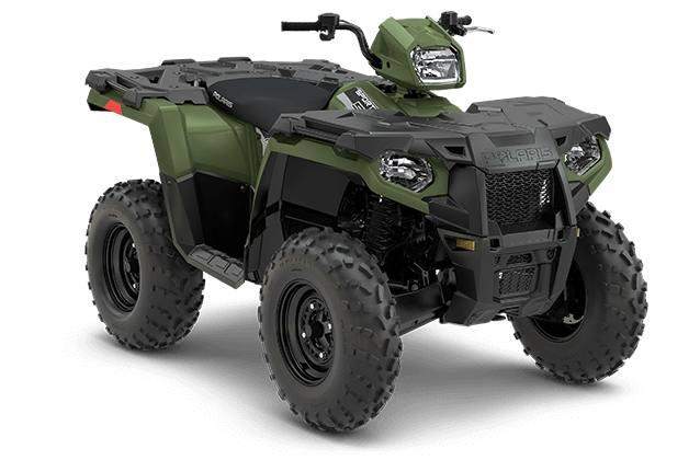 Polaris ATVs For Sale Near Wausau, WI | Erv's Sales & Service
