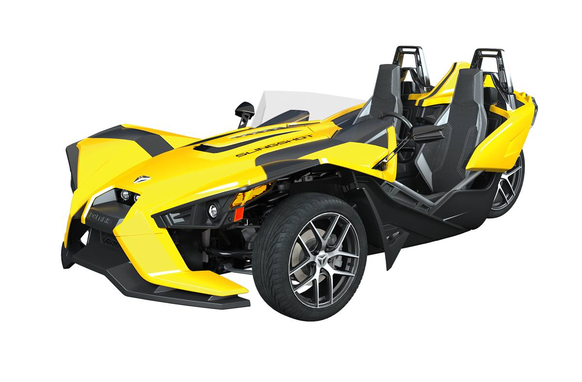 2018 Slingshot >> 2018 Slingshot Slingshot Sl Icon Series Daytona Yellow For Sale