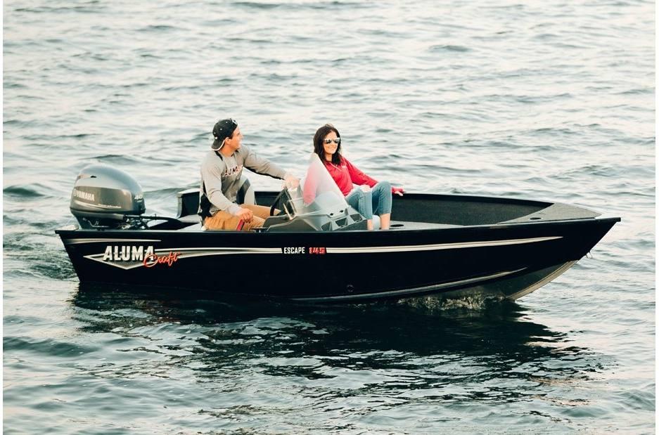 2018 Alumacraft Escape 145 Cs For Sale In South Windsor Ct Boat