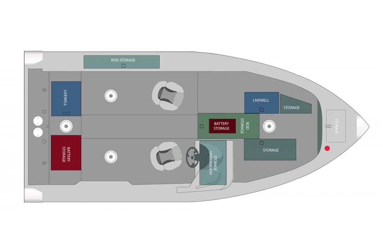 2018 Alumacraft Tournament Pro 185 Cs For Sale In Minot Nd Pure Maverick Wiring Diagram Boat