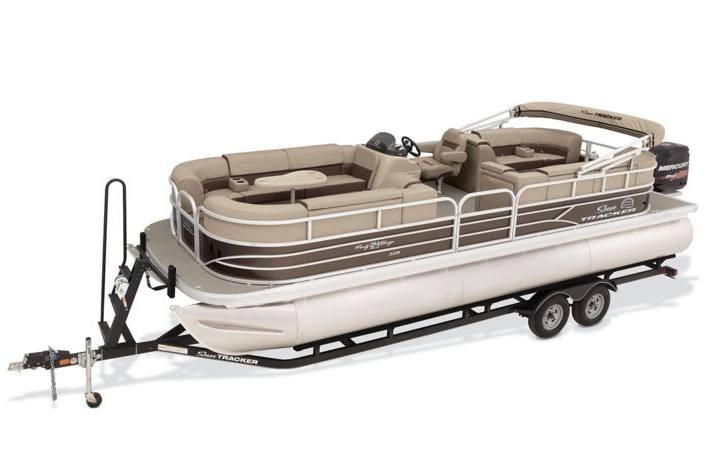 Sun Tracker Recreational Pontoons