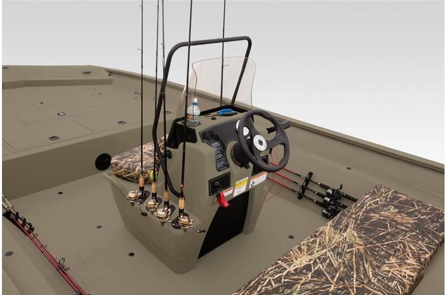 2018 Tracker GRIZZLY 2072 CC for sale in Millsboro, DE