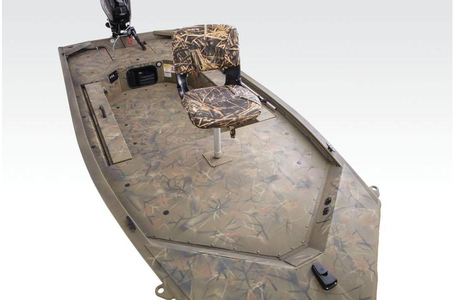 2018 Tracker GRIZZLY 1548 T Sportsman for sale in Grand