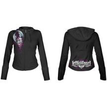 Lethal Threat WOMENS SKULL HOODIE from PartsVenue.com