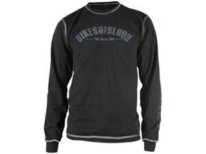 BIKES ARE IN MY BLOOD LONG SLEEVE T-SHIRT