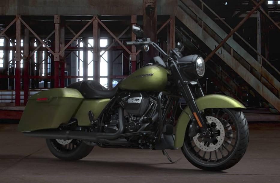 2018 Harley-Davidson® Road King® Special - Color Option