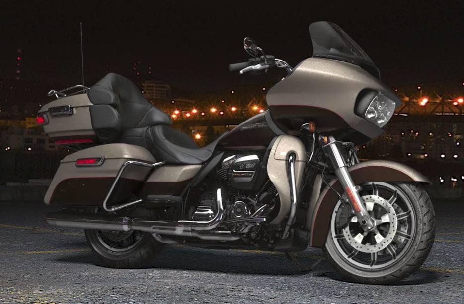 2018 Harley-Davidson® Road Glide® Ultra - Two-Tone Option