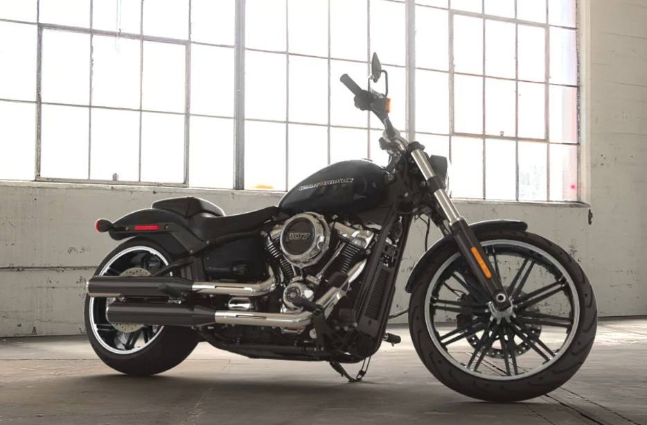 2018 Harley Davidson Breakout >> 2018 Harley Davidson Breakout Color Option