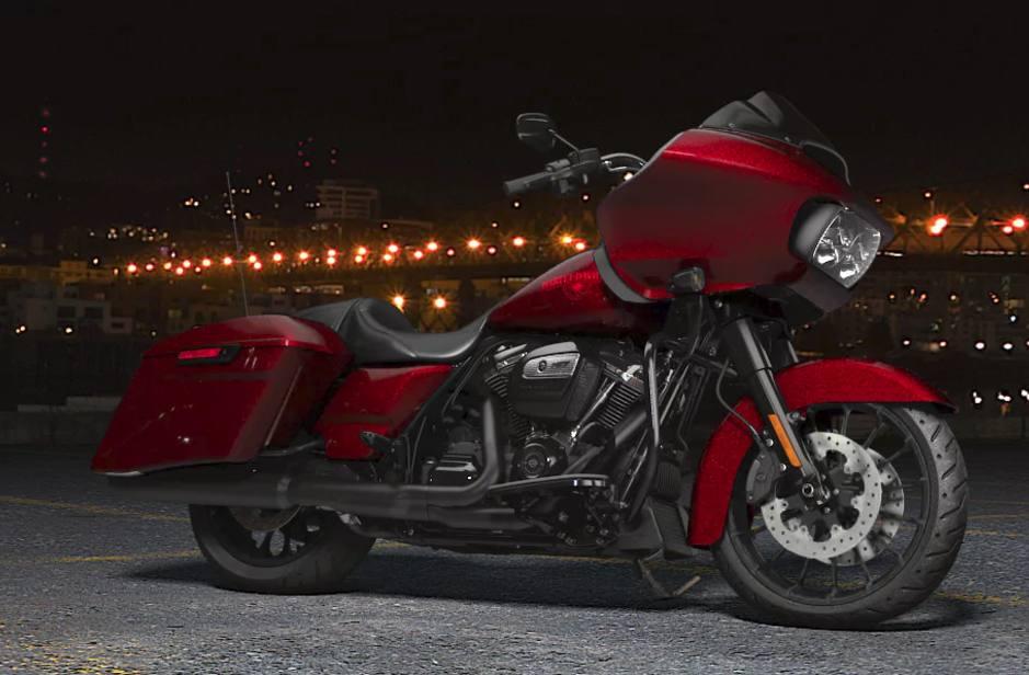 2018 Harley-Davidson® Road Glide® Special - Hard Candy Custom Option