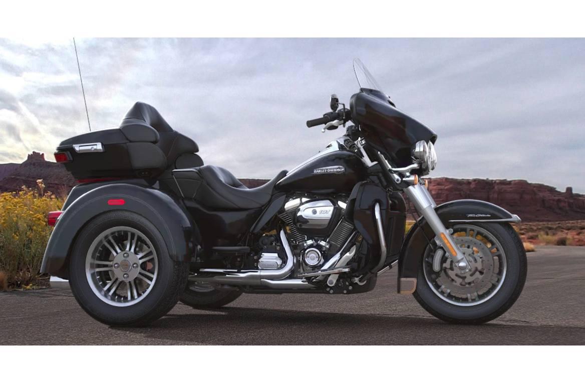 2018 Harley Davidson Tri Glide Ultra Color Option For Sale In
