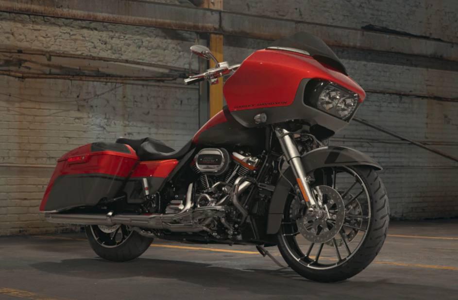 2018 Harley-Davidson® CVO™ Road Glide® - Custom Color Option for ...