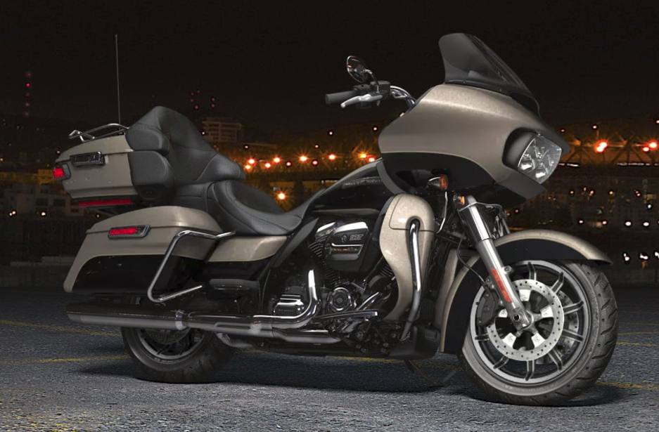 2018 Harley Davidson Road Glide >> 2018 Harley Davidson Road Glide Ultra Two Tone Option