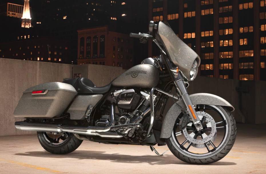 2018 Harley Davidson Street Glide Hard Candy Custom Option