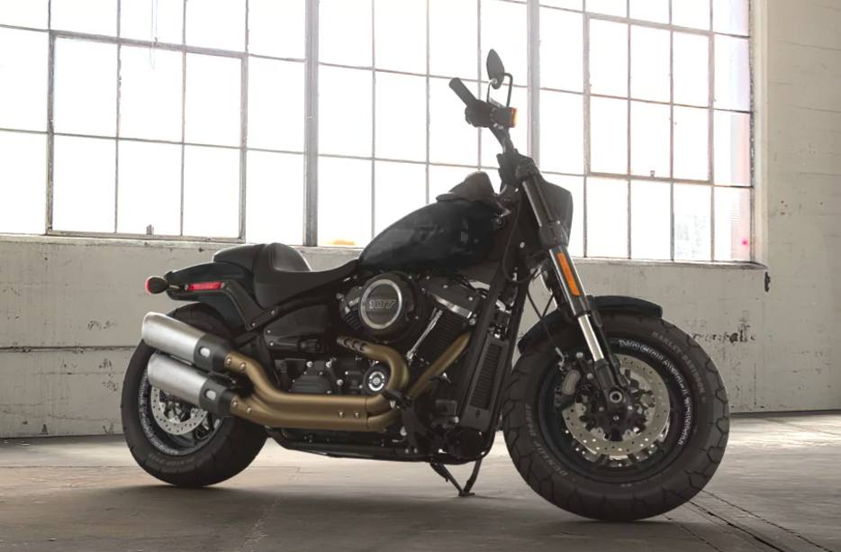 2018 Harley-Davidson® Fat Bob® - Vivid Black Option
