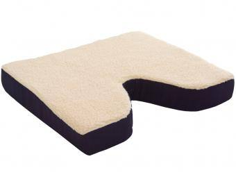 FLEECE COVERED COCCYX CUSHION for sale in Durham, NC