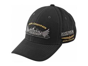 Gold Wing Ball Cap