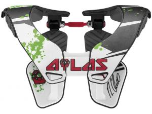 Ryan Villopoto Signature Series Carbon Neck Brace